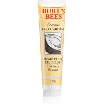 Burt's Bees Coconut cremã de netezire pentru picioare cu cocos poza