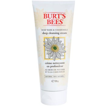 Burt´s Bees Soap Bark & Chamomile hloubkově čisticí krém