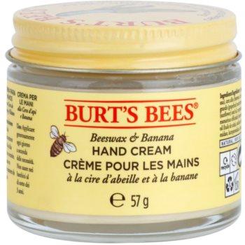 Burt's Bees Beeswax & Banana crema de maini