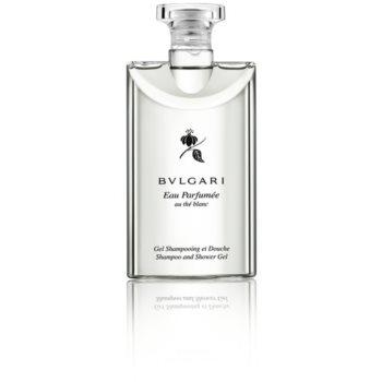 Bvlgari Eau Parfumée au Thé Blanc gel de dus pentru corp si par unisex