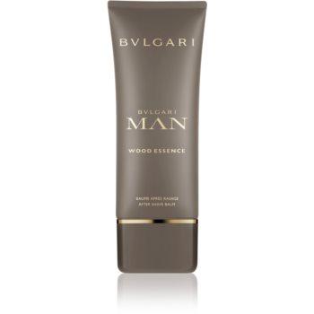 Bvlgari Man Wood Essence balsam după bărbierit pentru bărbați poza noua