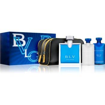 Bvlgari BLV pour homme set cadou III.