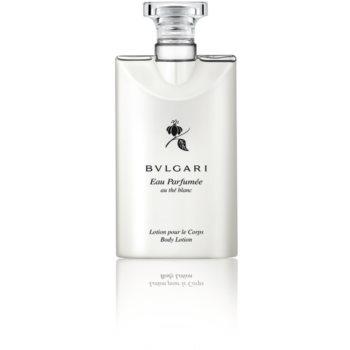 Bvlgari Eau Parfumée au Thé Blanc lapte de corp unisex