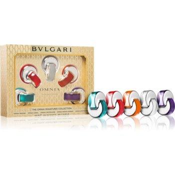 Bvlgari The Miniature Collection set cadou VIII.