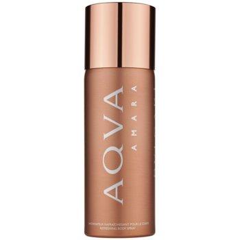 Bvlgari AQVA Amara spray pentru corp pentru barbati 150 ml