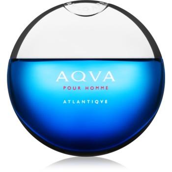 poze cu Bvlgari AQVA Pour Homme Atlantiqve Eau de Toilette pentru barbati 100 ml