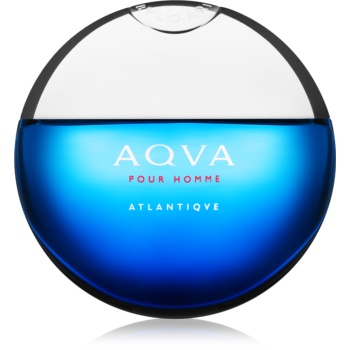 poze cu Bvlgari AQVA Pour Homme Atlantiqve Eau de Toilette pentru barbati 50 ml