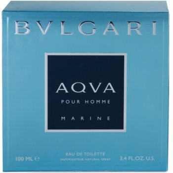 Bvlgari AQVA Marine Pour Homme Eau de Toilette für Herren 3