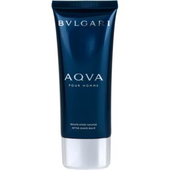 Bvlgari AQVA Pour Homme balsam după bărbierit pentru barbati