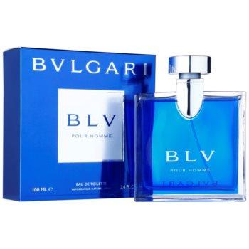 Bvlgari BLV pour homme Eau de Toilette pentru barbati 1