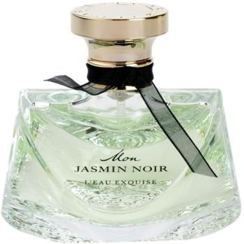 Bvlgari Mon Jasmin Noir L Eau Exquise eau de toilette pentru femei 50 ml