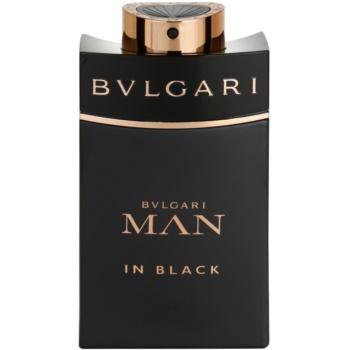 poze cu Bvlgari Man In Black Eau De Parfum pentru barbati 100 ml