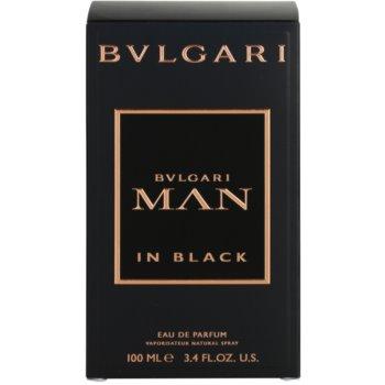 Bvlgari Man In Black Eau De Parfum pentru barbati 3