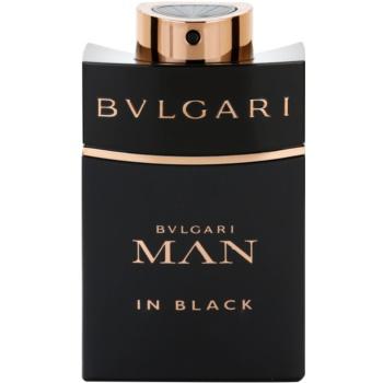 poze cu Bvlgari Man In Black Eau De Parfum pentru barbati 60 ml