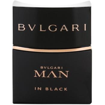 poze cu Bvlgari Man In Black Eau De Parfum pentru barbati 30 ml