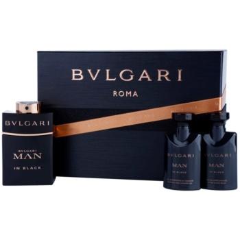 Bvlgari Man In Black zestawy upominkowe
