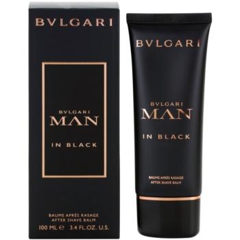 poze cu Bvlgari Man In Black After Shave balsam pentru barbati 100 ml