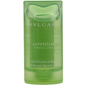 Bvlgari Omnia Green Jade żel pod prysznic dla kobiet