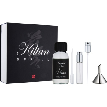 Image of By Kilian Imperial Tea Gift Set Eau De Parfum 50 ml + Flask 7,5 ml + Funnel + atomizer