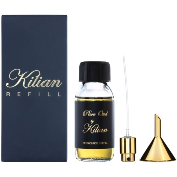 Image of By Kilian Pure Oud Gift Set II. Eau de Parfum Refill 50 ml + atomizer + Funnel