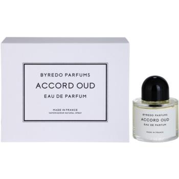 Byredo Accord Oud woda perfumowana unisex