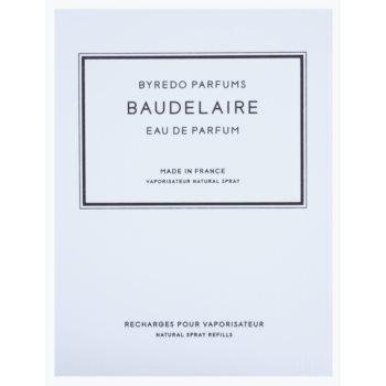 Byredo Baudelaire Eau De Parfum pentru barbati  (3x spray reincarcabil) 3