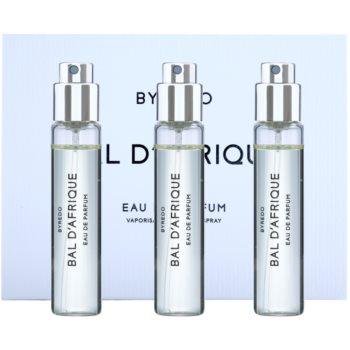 Byredo Bal D'Afrique парфюмна вода унисекс  (3 бр.пълнители с пулверизатор)