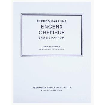 Byredo Encens Chembur Eau de Parfum unisex  Dreifach-Nachfüllpackung mit Zerstäuber 3