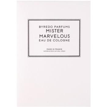 Byredo Mister Marvelous Eau de Cologne for Men 4
