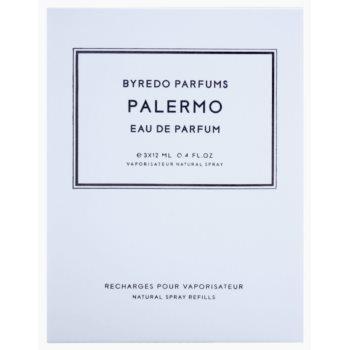 Byredo Palermo парфумована вода для жінок  (3x флакон наповнення з пульверизатором) 3