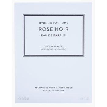 Byredo Rose Noir Eau de Parfum unisex  Dreifach-Nachfüllpackung mit Zerstäuber 3