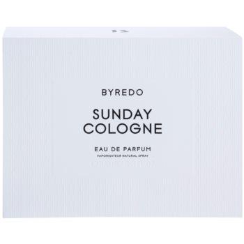 Byredo Sunday Cologne Eau de Parfum unisex 4