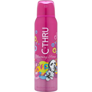 C-THRU Blooming Sense Deo Spray for Women