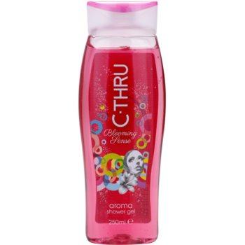 C-THRU Blooming Sense Shower Gel for Women