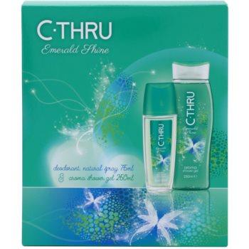 C-THRU Emerald Shine darilni set 2