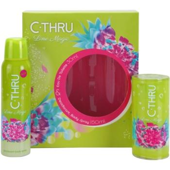 C-THRU Lime Magic dárkové sady