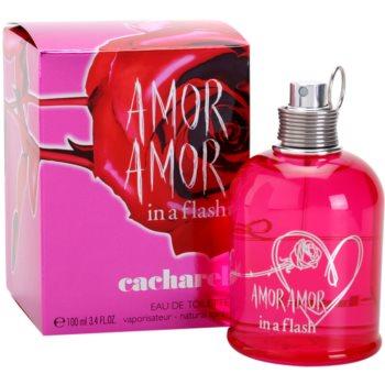 Cacharel Amor Amor In a Flash Eau de Toilette pentru femei 1