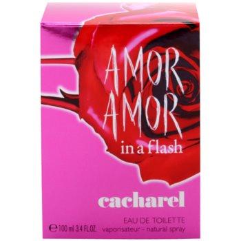 Cacharel Amor Amor In a Flash Eau de Toilette pentru femei 4