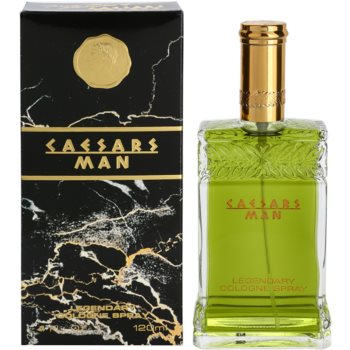 Caesars World Caesars For Man Eau de Cologne für Herren