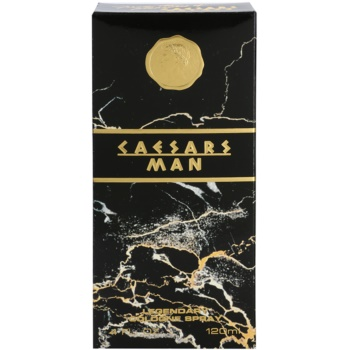 Caesars World Caesars For Man Eau de Cologne für Herren 4