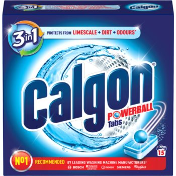 Calgon Powerball solu?ie anticalcar 3 in 1 imagine produs