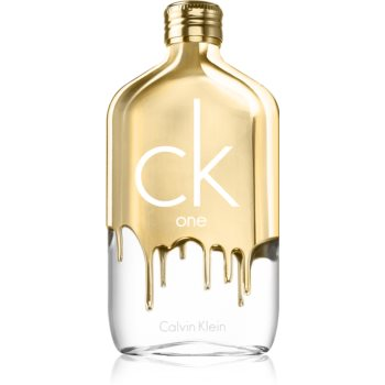 Calvin Klein CK One Gold Eau de Toilette unisex imagine
