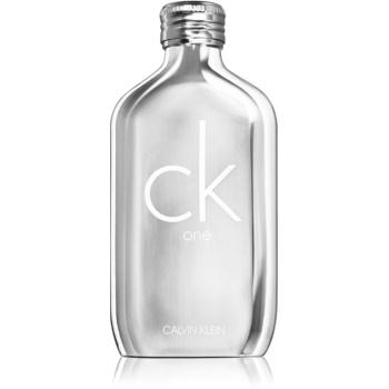 Calvin Klein CK One Platinum Edition Eau de Toilette unisex