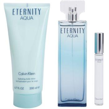Calvin Klein Eternity Aqua for Her coffret presente 1