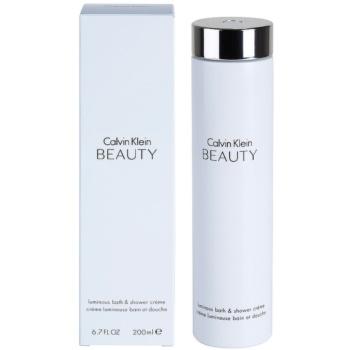 Fotografie Calvin Klein Beauty sprchový krém pro ženy 200 ml