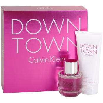 Calvin Klein Downtown darilni set
