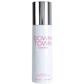 Calvin Klein Downtown spray pentru corp pentru femei 150 ml