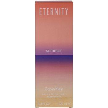 Calvin Klein Eternity Summer (2015) Eau De Parfum pentru femei 4
