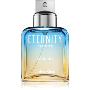 Calvin Klein Eternity for Men Summer (2017) eau de toilette pentru barbati 100 ml