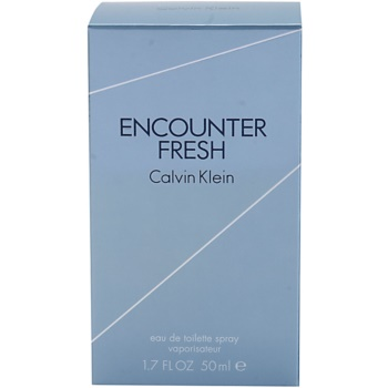 Calvin Klein Encounter Fresh Eau de Toilette für Herren 4